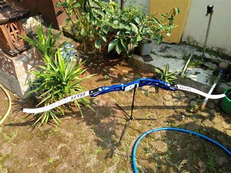 Busur Panah Untuk Atlet Jual Ilf Bow Busur Ilf Recurve Bow Bigrock Archery Standar Internasional Cocok Untuk Para Atlet