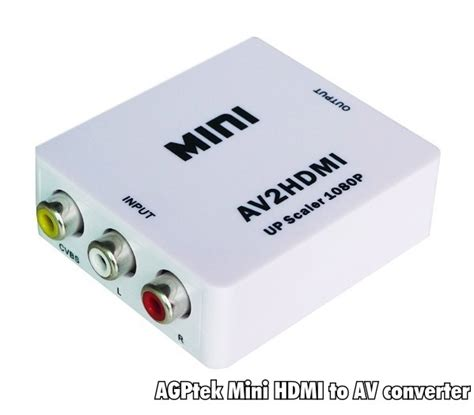 converter av to hdmi rca to hdmi converter or cable