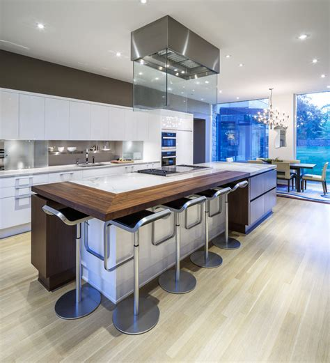 kitchen island ottawa contemporary downsview kitchen design astro design