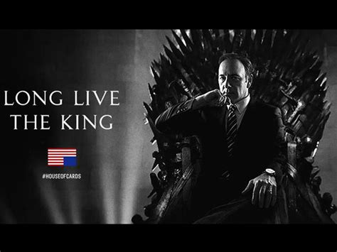 House Of Cards Taunts Game Of Thrones On Twitter People Com