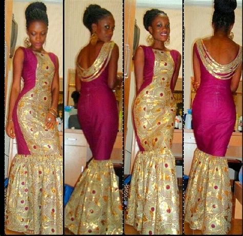 latest gown styles for ankara materials of chitenges and ankaras