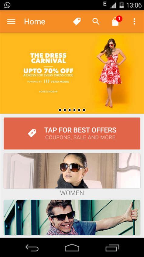 Jabong Gift Card - jabong app shopping experience enidhi india