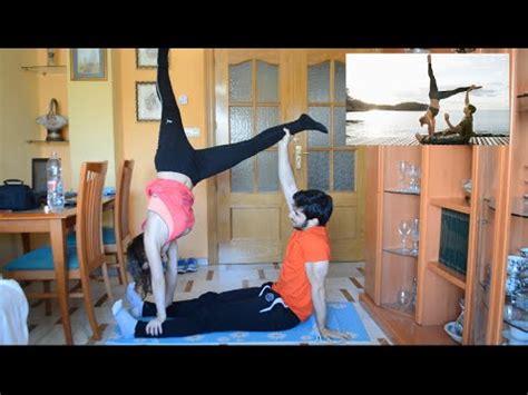 imagenes de yoga challenge yoga challenge posiciones dif 205 ciles bboymoreno92 youtube