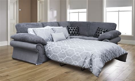 Bed Sofa by Valencia Corner Sofa Bed Perfecthome