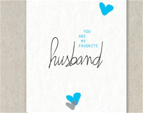 Birthday Cards For Husband Printable Printable Favorite Husband Card With Envelope Diy Husband