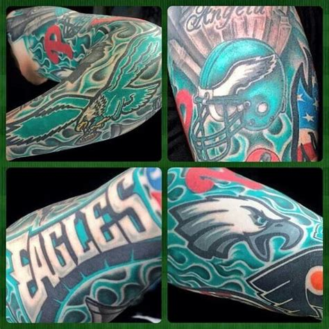 tattoo shops in philly 23 best philadelphia eagles tattoos images on