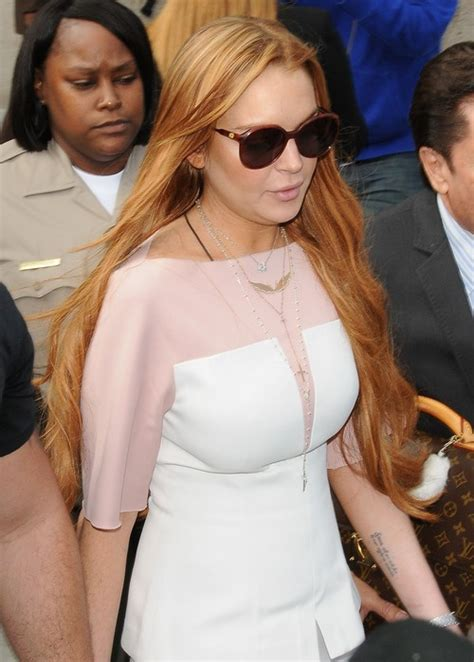 Lindsays To Finally Visit Rehab by Update News Lindsay Lohan Finally Headed To Rehab Sort Of