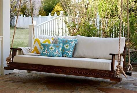 twin bed size porch swing porch swing home fashion pinterest