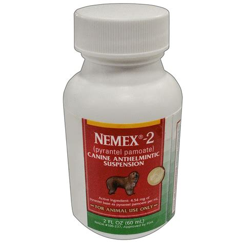 liquid wormer for puppies nemex 174 2 liquid wormer for dogs