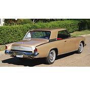 Photo Feature 1963 Studebaker Gran Turismo Hawk  The