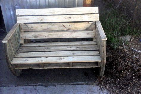 pallet seat pallet seat with cable spool sides 101 pallets
