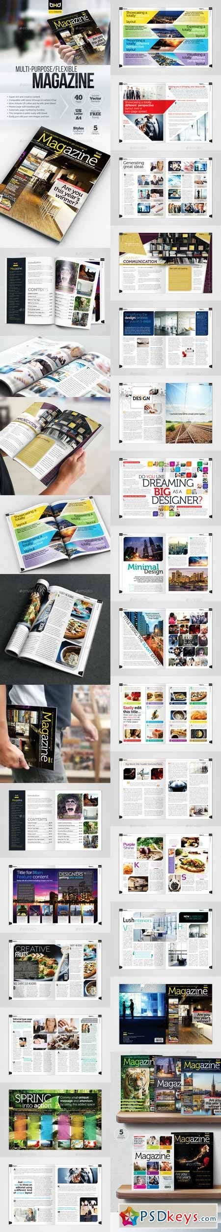 Indesign Vorlagen Magazin niedlich kostenlose magazin vorlage indesign zeitgen 246 ssisch beispielzusammenfassung ideen