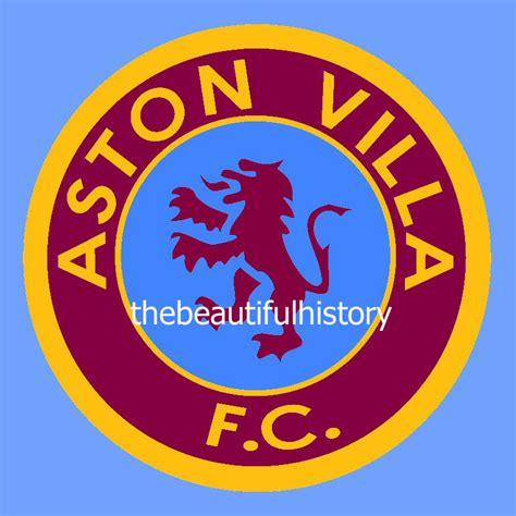 aston villa the beautiful history