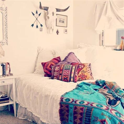 White Bohemian Bedroom Decor by 35 Charming Boho Chic Bedroom Decorating Ideas Amazing