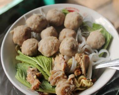membuat bakso pelangi resep masakan indonesia