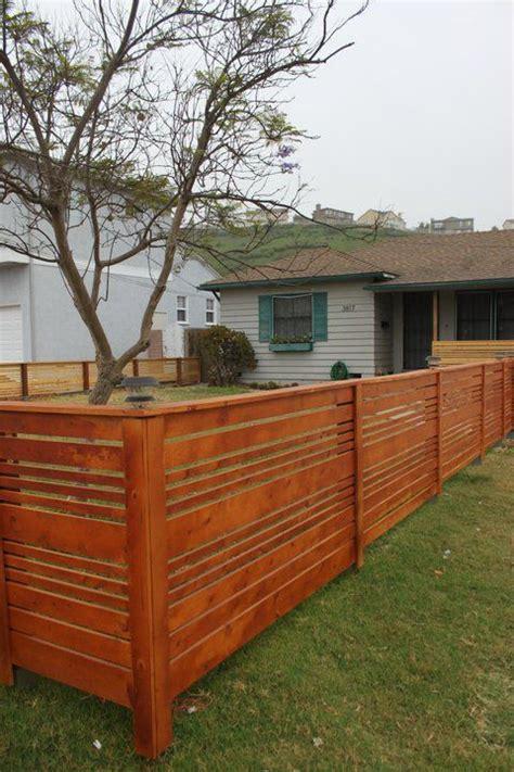 modern backyard fence best 25 yard fencing ideas on pinterest front yard fence front yard fence ideas