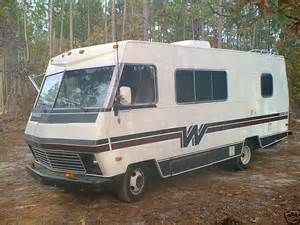 Rv Slide Out Awnings For Sale 1982 Winnebago Brave Motorhome