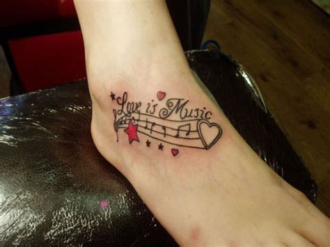 love music tattoo designs tattoos page 4
