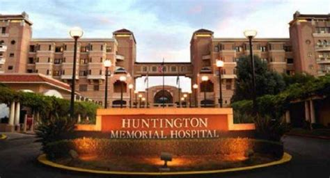 What Hospital In Huntington Ca Does Free Detox by Pasadena Now 187 U S News World Report Names Huntington