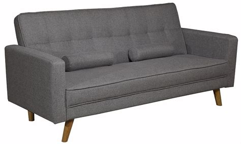 Sofa Bed Deal Boston Fabric Sofa Bed Groupon