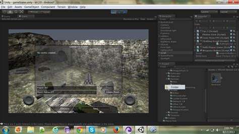 fps tutorial unity 4 x game dev tutorials fps in progress