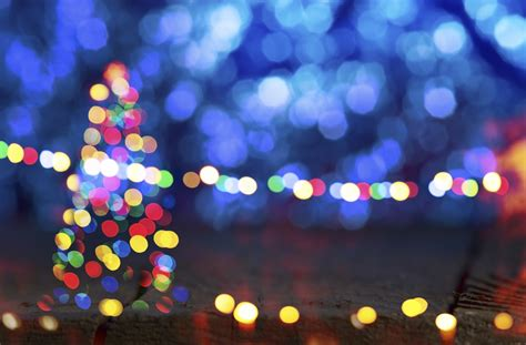 best places to see christmas lights near longview