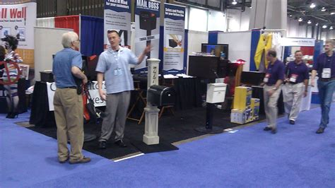 T Shirt Nhs2 7bx0 mail at national hardware show booth 3841 mailboss