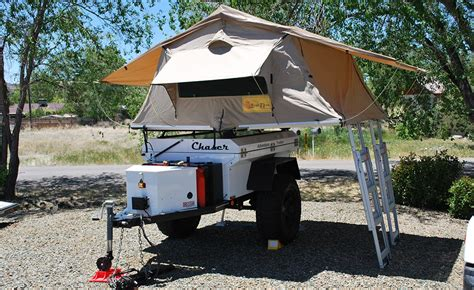 American Awning Off Road Camping Trailers 9 Overland Trailer Options For