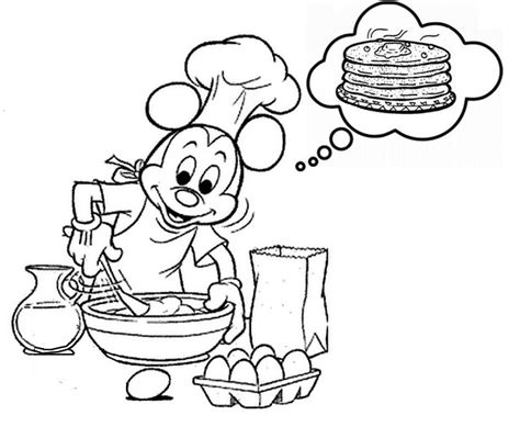 coloring pages of pan cake pancake day coloring pages20 coloring kids