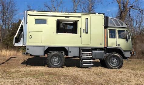rugged rv motorhome the most rugged grid rv caravans you ve seen yet