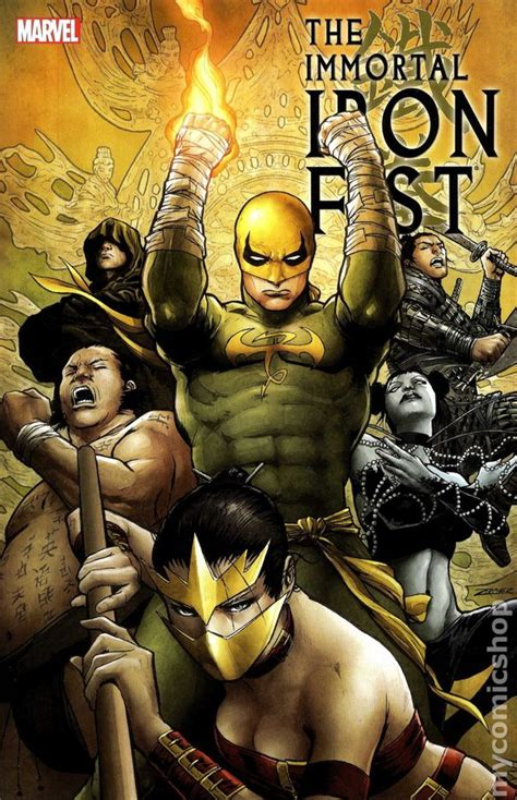 immortal iron fist the immortal iron fist tpb 2013 marvel the complete collection comic books
