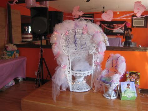 How To Decorate A Baby Shower by Decorating A Chair For A Baby Shower 10021