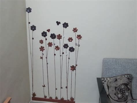 home wall decoration ideas creative ideas paper flower wall decor clipgoo
