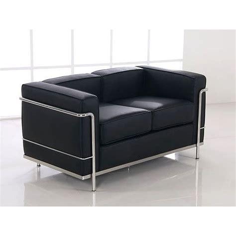 le corbusier lc2 sofa le corbusier lc2 sofa 2 seater mooka modern furniture