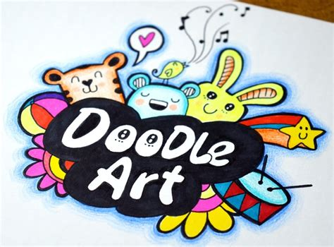 how to do the doodle doodle how i doodle