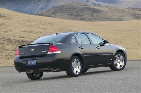 impala ss 2007 2007 chevrolet impala ss picture 90264 car review