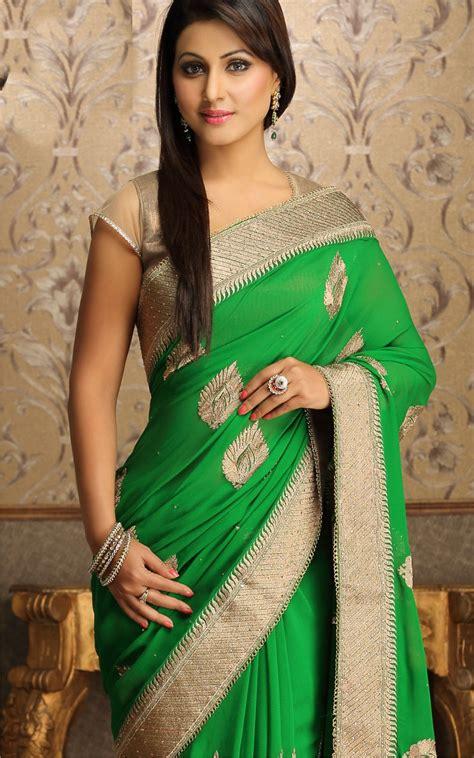 Designers Want Models Me Stace by Beautiful Akshara Saree Collection 2013 Akshara Saree
