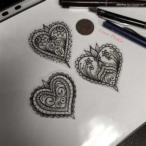 tattoo mandala heart see this instagram photo by wellertattoos 236 likes