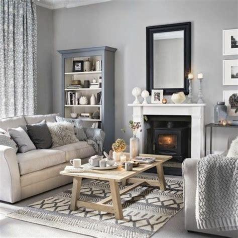 Accessories Living Room Ideas by D 233 Co Salon Gris 88 Id 233 Es Pleines De Charme
