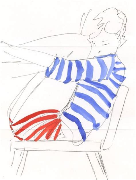 stripe pattern sketch 637 best images about line drawing on pinterest auguste