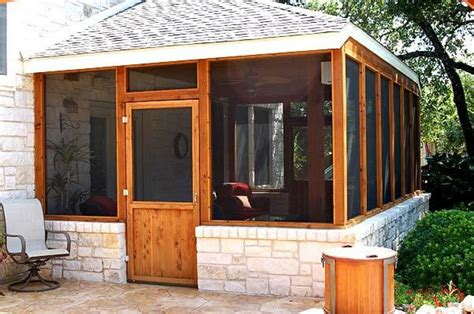 screened patio pictures and ideas