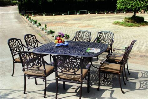 wholesale patio dining sets cast aluminum patio chairs dining sets set 7 mesmerizing furniture canada