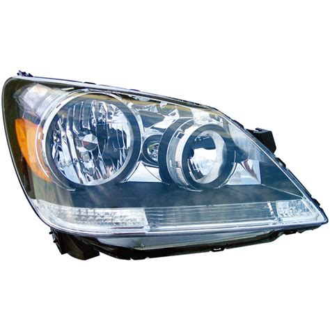honda odyssey headlight honda odyssey headlight assembly parts view part