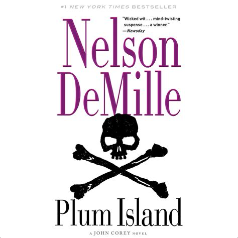 download plum island audiobook by nelson demille for just