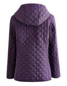 joules new womens warm stylish removable quilted