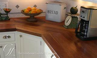 Kitchen Island Butcher custom american cherry wood countertop