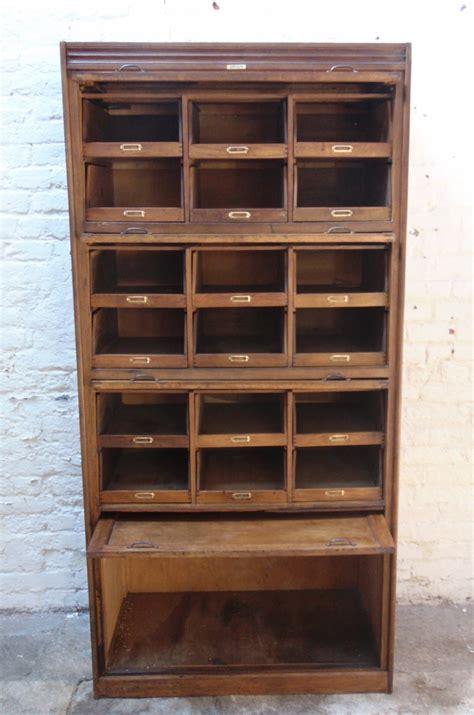 vintage oak haberdashery cabinet  dudley   interior boutiques antiques  sale
