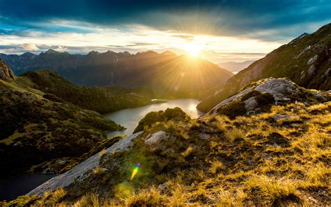 Wallpaper 4k New | fiordland new zealand 4k ultra hd wallpaper 4k wallpaper net