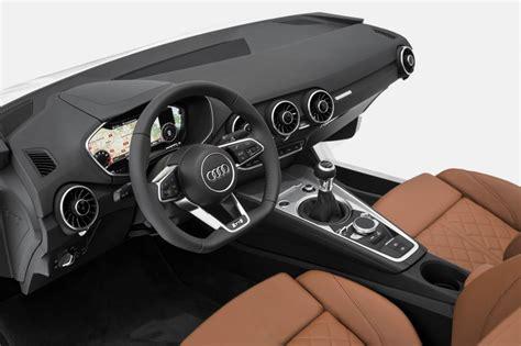 Audi Tt 2015 Interior by 2015 Audi Tt Interior Previewed At Ces