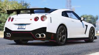 Nissan Gtr 2017 Nissan Gtr Nismo Add On Replace Gta5 Mods